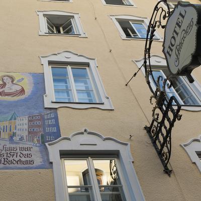 Hotel Amadeus - Fassade © Luigi Caputo