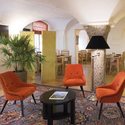 Hotel Amadeus - Lobby © Luigi Caputo