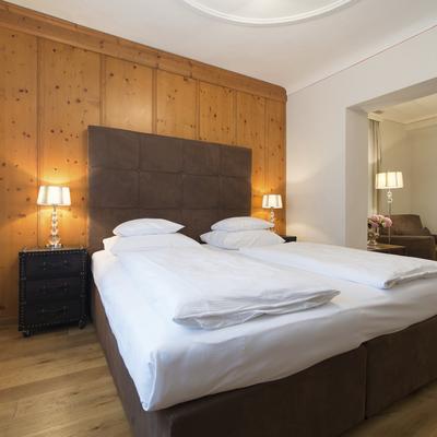 Hotel Amadeus - Zimmer © Luigi Caputo
