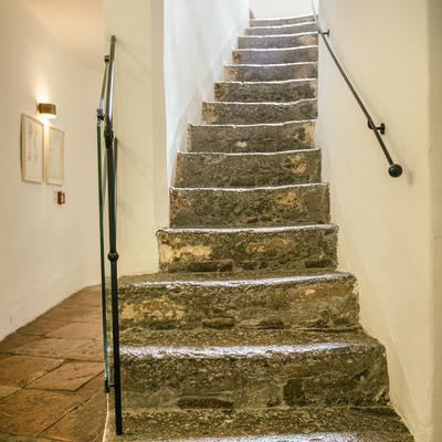 Hotel Goldgasse - Staircase © Luigi Caputo