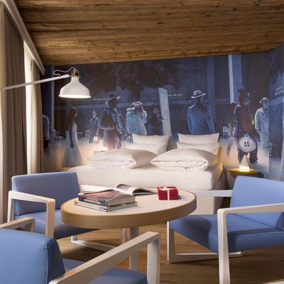 Hotel Goldgasse - Zimmer © Luigi Caputo