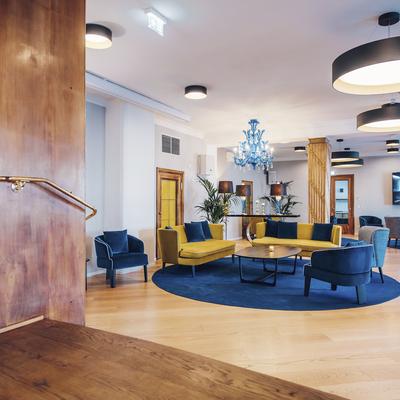 Hotel Stein - Salzburg - Lobby © Marco Riebler
