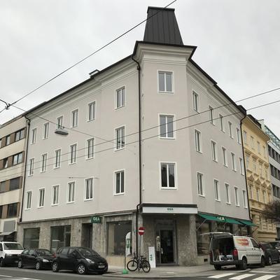 Schrannengasse 12 Gebäude
