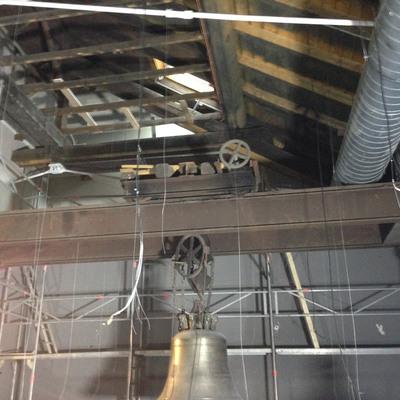 SENNS.Restaurant Construction site