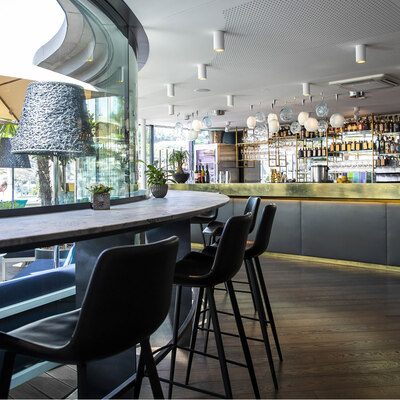 Steinterrasse - Bar